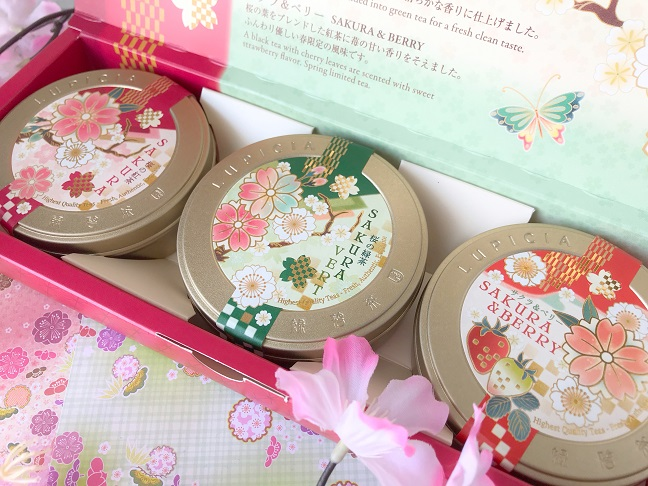 ルピシア 桜のお茶2021